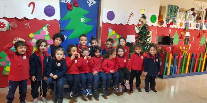 Les ateliers de Noël en maternelle