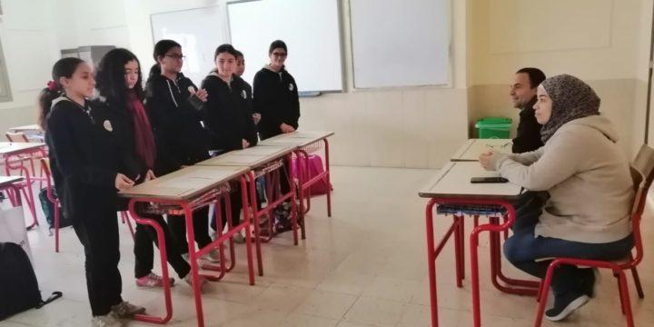 Les «ateliers débats» au collège