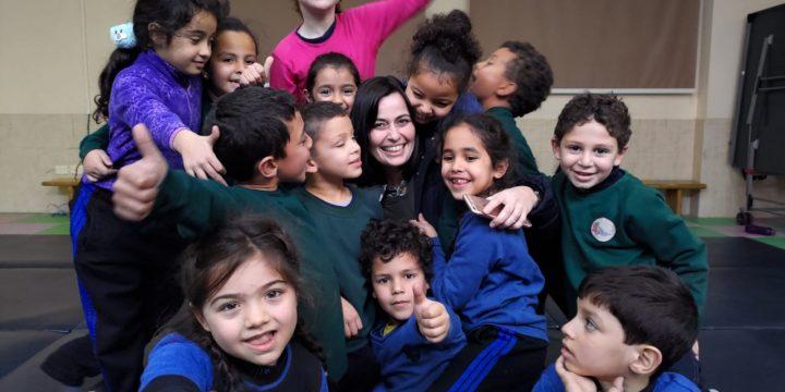 L'EPS à l'école primaire