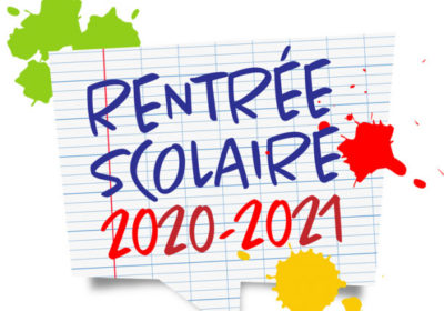 Organisation de la rentrée 2020/2021