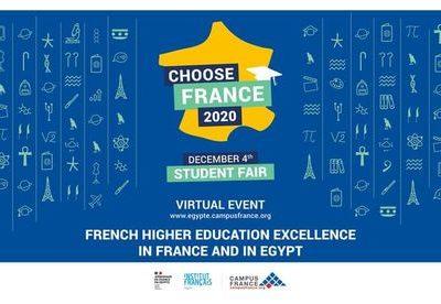 Salon de l'étudiant [choose France 2020]